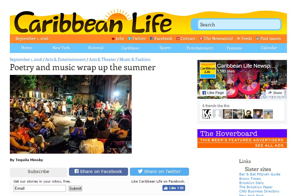 Caribean Life